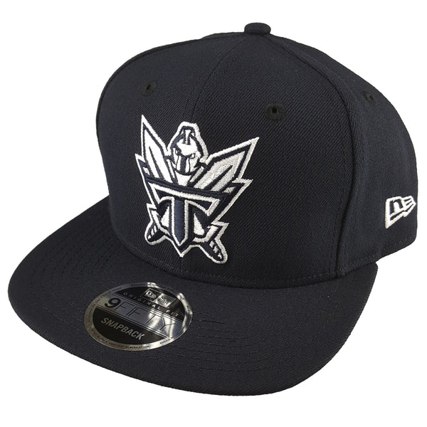 NEW ERA 9FIFTY - NRL Culture Collection Navy Wheat - Gold Coast Titans