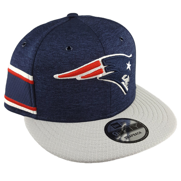 089a0c18dd0 NEW ERA 9FIFTY - 2018 NFL Sideline Home - New England Patriots