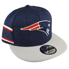 NEW ERA 9FIFTY - 2018 NFL Sideline Home - New England Patriots