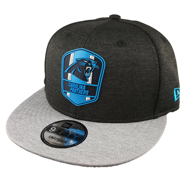 NEW ERA 9FIFTY - 2018 NFL Sideline Snapback Road - Carolina Panthers