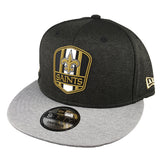 NEW ERA 9FIFTY - 2018 NFL Sideline Snapback Road - New Orleans Saints