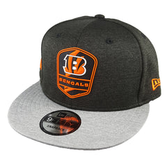 NEW ERA 9FIFTY - 2018 NFL Sideline Snapback Road - Cincinnati Bengals