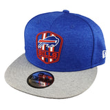 NEW ERA 9FIFTY - 2018 NFL Sideline Snapback Road - Buffalo Bills