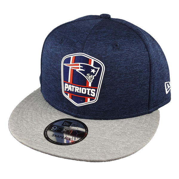 NEW ERA 9FIFTY - 2018 NFL Sideline Snapback Road - New England Patriots