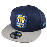 NEW ERA 9FIFTY - 2018 NFL Sideline Snapback Road - Los Angeles Chargers