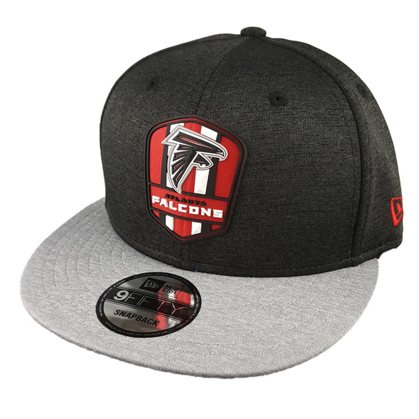 NEW ERA 9FIFTY - 2018 NFL Sideline Snapback Road - Atlanta Falcons