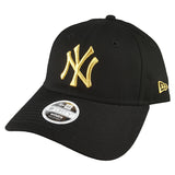 NEW ERA 9FORTY (Womens) - Black Gold - New York Yankees