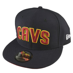 NEW ERA 9FIFTY - NBA Type Hype - Cleveland Cavaliers