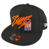 NEW ERA 9FIFTY - NBA HWC Script - Phoenix Suns