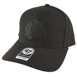'47 BRAND - MVP DP Audible NHL Snapback - Chicago Blackhawks