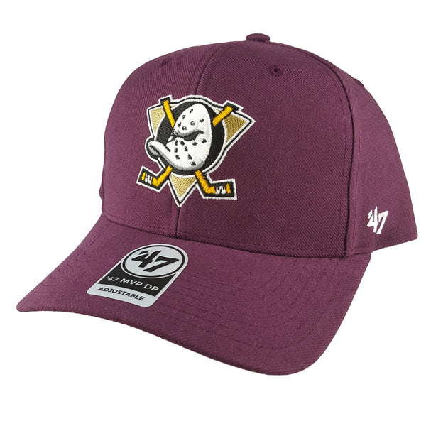 f137530bf6bfc  47 BRAND - MVP DP Audible NHL Snapback - Anaheim Mighty Ducks.