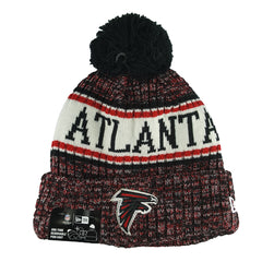 NEW ERA - 2018 NFL Sideline Knit Beanie - Atlanta Falcons