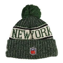 NEW ERA - 2018 NFL Sideline Knit Beanie - New York Jets
