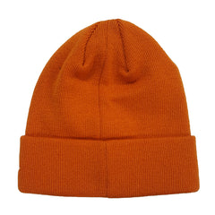 NEW ERA - 6 Dart Cuff Knit Beanie - Orange