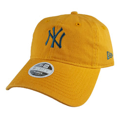 NEW ERA 9TWENTY (Womens) - Seasonal Colours Mustard - New York Yankees