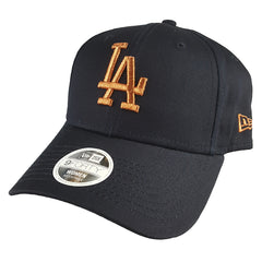 NEW ERA 9FORTY (Womens) - Rose Gold Accent - Los Angeles Dodgers