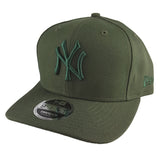 NEW ERA 9FIFTY - Tone on Tone Dk Seaweed Pop - New York Yankees