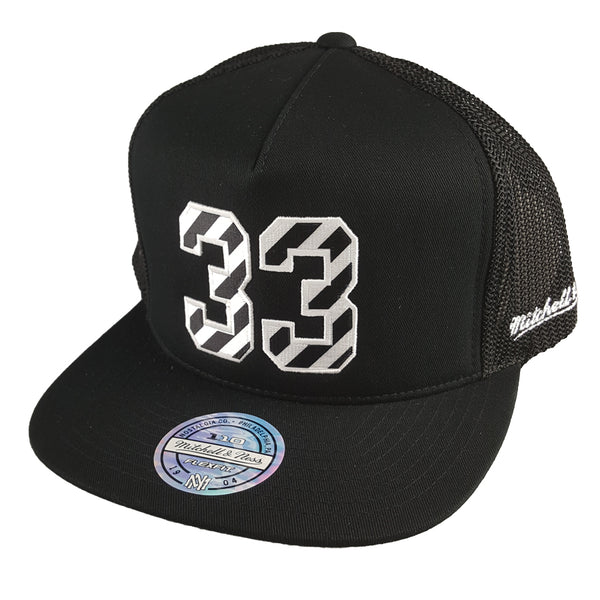 Mitchell   Ness - Name   Number 110 Snapback - Chicago Bulls Pippen ... 381599046979