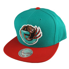 Mitchell & Ness - Satin Fused NBA Snapback - Vancouver Grizzlies HWC