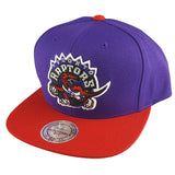 Mitchell & Ness - Satin Fused NBA Snapback - Toronto Raptors HWC