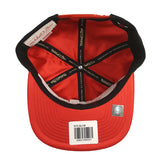 Mitchell & Ness - Satin Fused NBA Snapback - Chicago Bulls