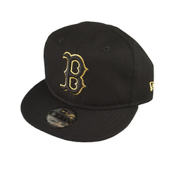 NEW ERA MY 1ST SNAPBACK (INFANT) - MLB Black Gold - Boston Red Sox