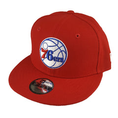 NEW ERA 9FIFTY (Youth) - NBA Team Hit - Philadelphia 76ers