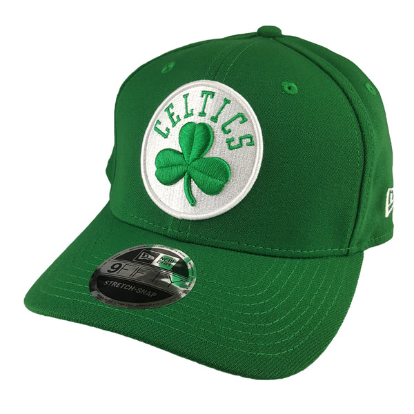 NEW ERA 9FIFTY Stretch Snapback - NBA Team Hit - Boston Celtics