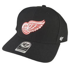 '47 BRAND - MVP DP Audible NHL Snapback - Detroit Red Wings