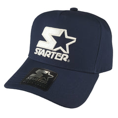 STARTER - Throwback Starter Snapback - Navy