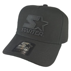 STARTER - Throwback Starter Snapback - Black