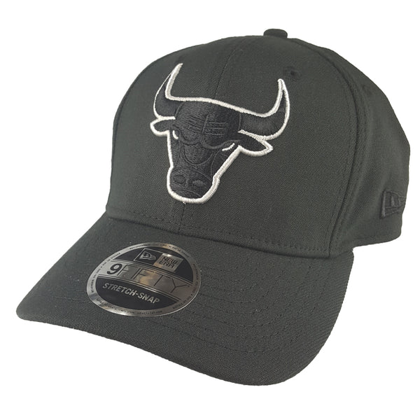 NEW ERA 9FIFTY Stretch Snapback - Seasonal Colours - Chicago Bulls