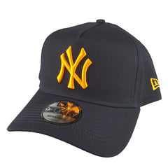 NEW ERA 9FORTY A-FRAME - Seasonal Colours Navy - New York Yankees