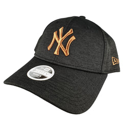 NEW ERA 9FORTY (Womens) - MLB Black Shadow - New York Yankees