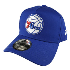 NEW ERA 9FORTY A-FRAME - NBA Team A-Frames - Philadelphia 76ers ... b521d5885442
