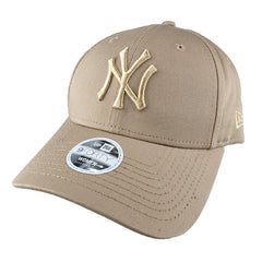 NEW ERA 9FORTY (Womens) - Seasonal Colours Camel - New York Yankees