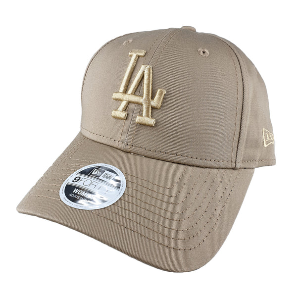 NEW ERA 9FORTY (Womens) - Seasonal Colours Camel - Los Angeles Dodgers