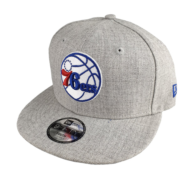 NEW ERA 9FIFTY (Youth) - NBA Running Circles - Philadelphia 76ers
