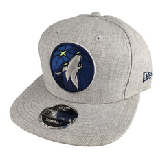 NEW ERA 9FIFTY - NBA Running Circles - Minnesota Timberwolves