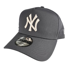 NEW ERA 9FORTY A-FRAME - Dark Graphite - New York Yankees