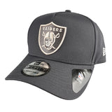 NEW ERA 9FORTY A-FRAME - Dark Graphite - Oakland Raiders