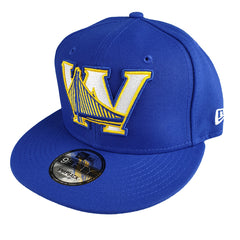 NEW ERA 9FIFTY - NBA Authentics Back Half Series - Golden State Warriors