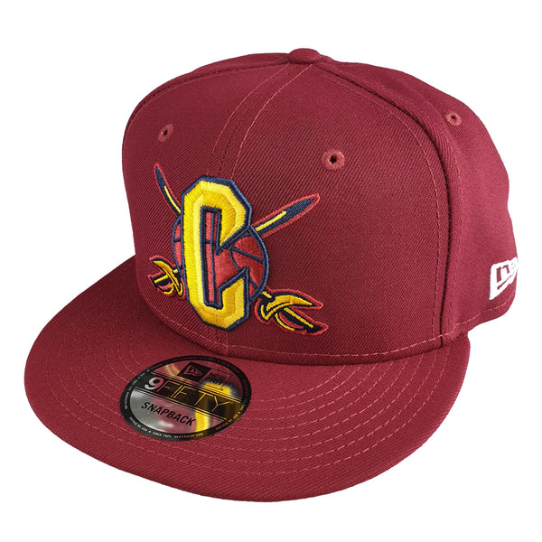 NEW ERA 9FIFTY - NBA Authentics Back Half Series - Cleveland Cavaliers
