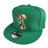 NEW ERA 9FIFTY - NBA Authentics Back Half Series - Boston Celtics