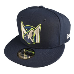 NEW ERA 9FIFTY - NBA Authentics Back Half Series - Minnesota Timberwolves