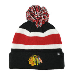 '47 BRAND - Breakaway Cuff Knit - Chicago Blackhawks