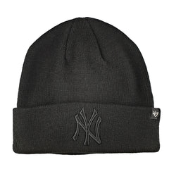'47 BRAND - Raised Cuff Knit - New York Yankees