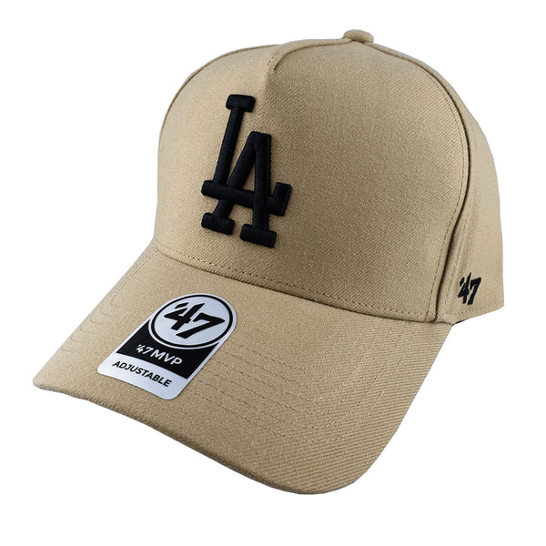 1d0fafe9be136  47 BRAND - MVP DT Khaki - Los Angeles Dodgers.