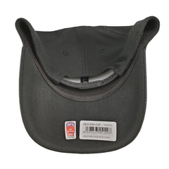 NEW ERA 9FIFTY STRETCH SNAP - AFL Black on Black - Melbourne Demons