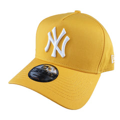 NEW ERA 9FORTY A-FRAME - Trend Colour Pop - New York Yankees A Gold